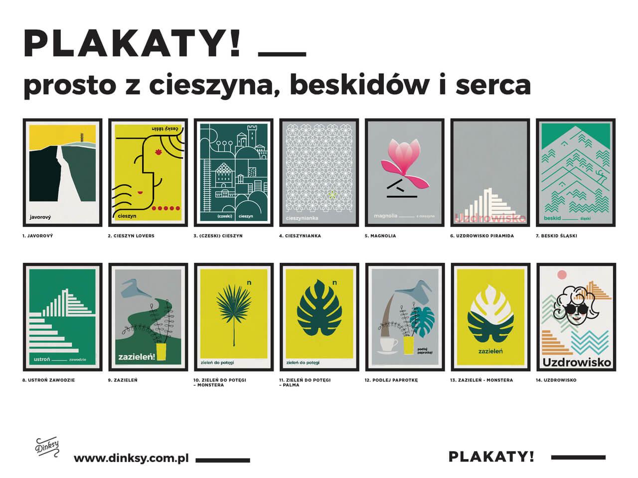 Nasze plakaty w Waszych aranżacjach 4
