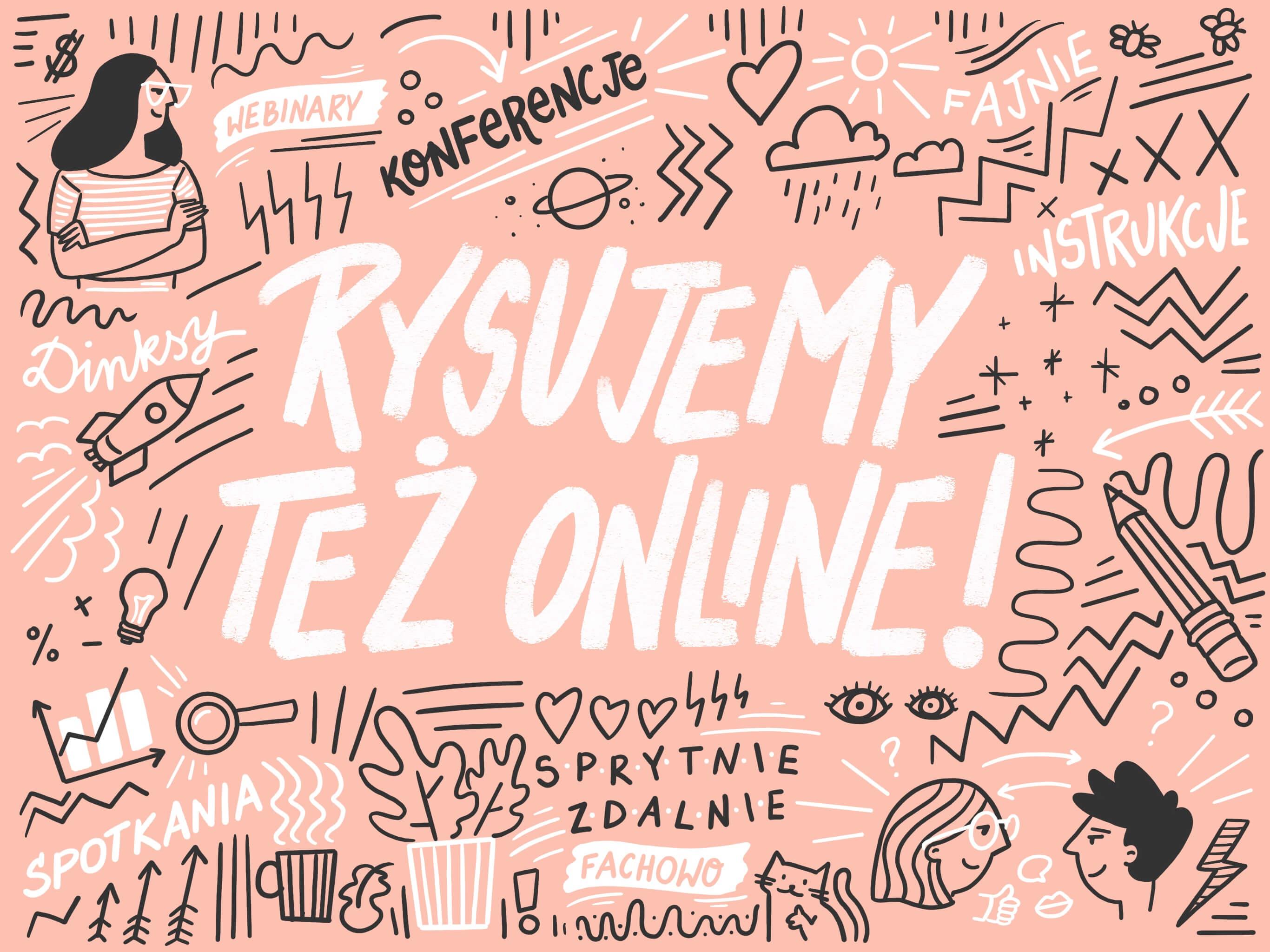 Rysujemy online (webinary i nie tylko) 1