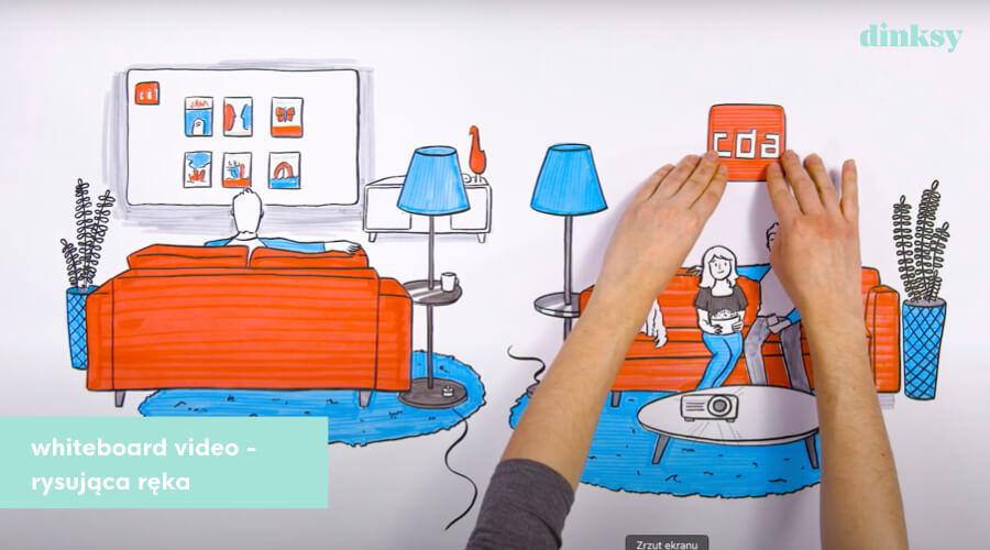 explainer video whiteboard video