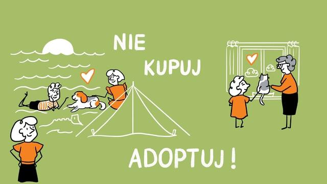 nie kupuj, adoptuj